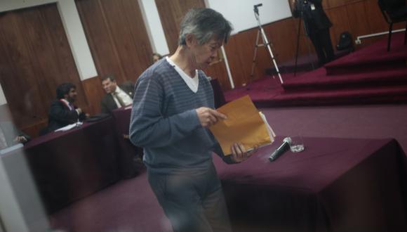 EN SILENCIO. Fujimori no ha usado las redes sociales para pronunciarse sobre esta sanción. (César Fajardo)