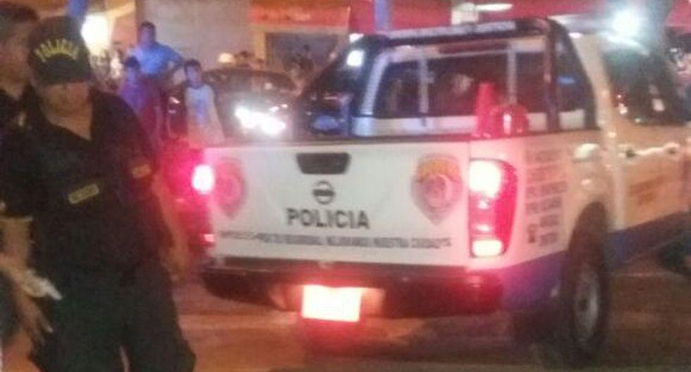En los primeros ocho meses del año se han registrado 117 robos en Trujillo distrito.