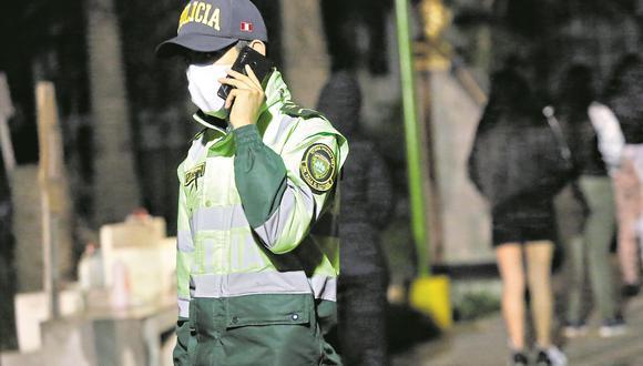 La PNP tiene equipos de interceptación telefónica y ubicación para combatir la delincuencia, pero no han sido los únicos. (FOTO: GEC)
