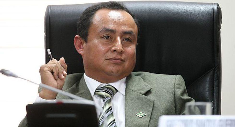 Indican que Gregorio Santos debe ser denunciado penalmente. (Luis Gonzales)