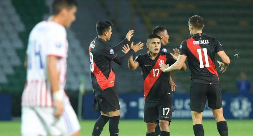 ¿Qué necesita Perú para avanzar de ronda en el Preolímpico Sub-23? (Foto: @SeleccionPeru)