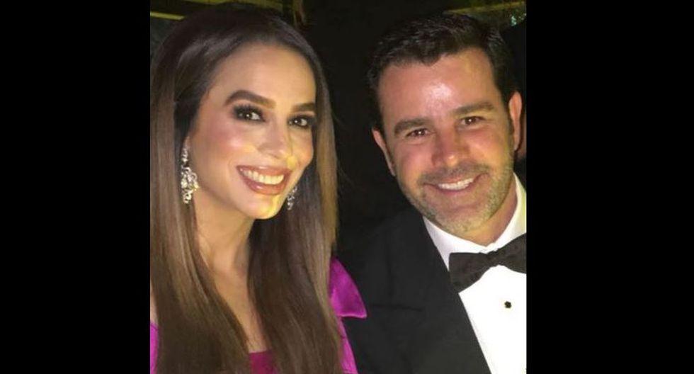 Eduardo Capetillo niega haber prohibido actuar a su esposa Biby Gaitán, quien regresa a los escenarios. (Foto: Instagram)