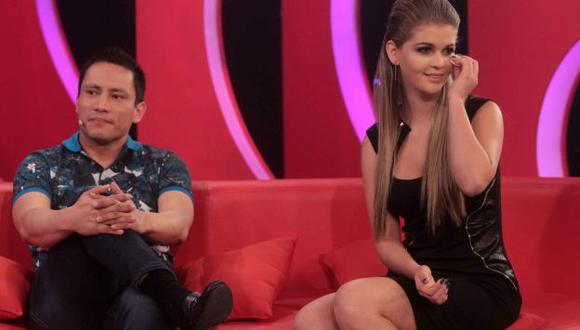 Renzo Costa habló sobre supuesto embarazo de Brunella Horna. (USI)