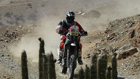 En el tramo arequipeño, los competidores seguirán una ruta hacia la costa. (AP)
