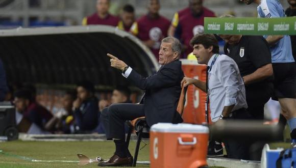 La selección de Argentina no ha podido ganar en el grupo B de la Copa América 2019, tras debutar con una derrota (2-0) ante Colombia y empatar (1-1) con Paraguay. (Foto: AFP)