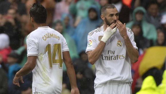 Real Madrid vs. Sevilla juegan en la Liga Santander. (Foto: AFP)