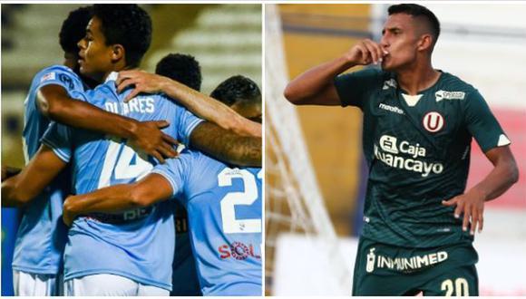 Cristal y Universitario ya saben a quiénes se enfrentarán en la Copa Libertadores 2021. (Foto: Sporting Cristal / Universitario)