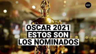 Oscar 2021: Aquí puedes ver la lista de nominados