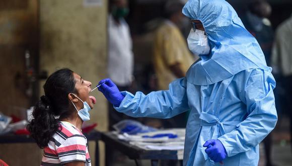OMS confirma cual fue el origen del coronavirus (Foto: AFP)