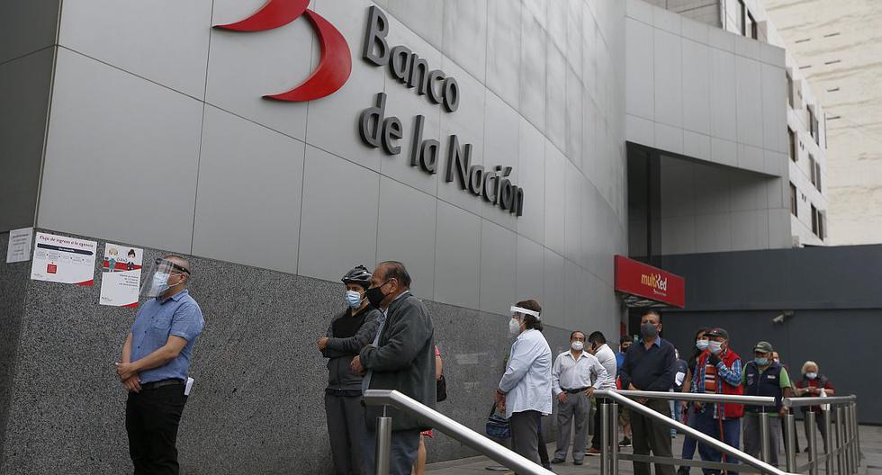Bono 600 soles: Banco de la Nación empieza a pagar desde hoy a beneficiarios sin cuenta bancaria