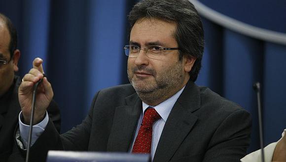 Juan Jiménez insiste en negar prácticas ilegales en el Gobierno. (USI)