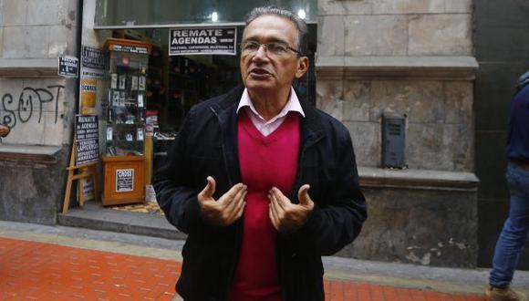 Alejandro Aguinaga es el médico de cabecera del ex presidente Alberto Fujimori. (Luis Centurión/Perú21)