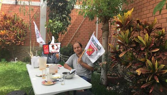 Base de Perú Libre en Tumán pide su salida al presidente Pedro Castillo.