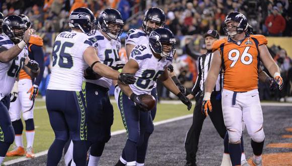 Seahawks de Seattle ganaron su primer Super Bowl. (AFP)
