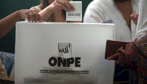 Según la propuesta del Frepap, el voto facultativo se empezaría a aplicar desde las elecciones del 11 de abril de 2021. (Foto: Juan Ponce / GE)