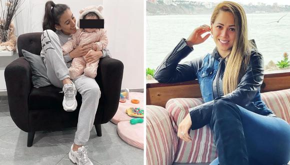 Melissa Klug no repara en gastos y hasta le compró una mini cartera Louis Vuitton a su primera nieta. (Foto: Instagram @melissaklugoficial)