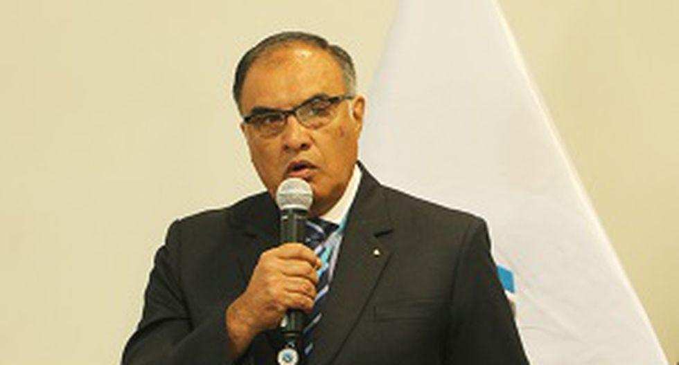 Juan Dulanto Arias renuncia como superintendente de Sucamec.