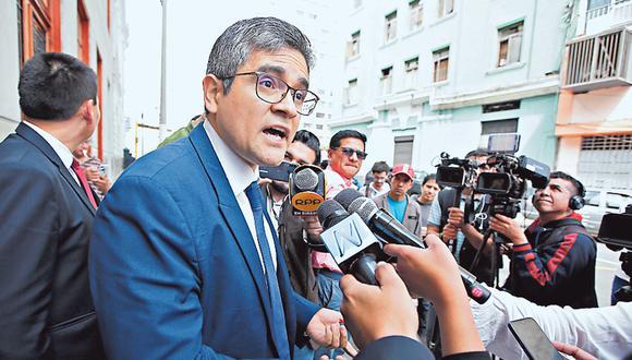 Pérez consideró que si bien hay cuatro votos a favor de la libertad de Fujimori Higuchi, el voto en singular del magistrado Carlos Ramos no está de acuerdo en los argumentos de sus colegas que votaron a favor de la liberación de la excandidata presidencial. (Foto: GEC)