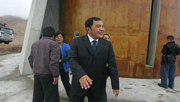 Miyashiro habría utilizado fondos públicos para su campaña de reelección. (Perú21)