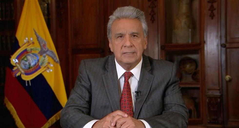 En Ecuador tiene lugar este miércoles una huelga nacional en rechazo al anuncio de Moreno del envío de unas reformas laborales a estudio del Parlamento. (Foto: AFP)