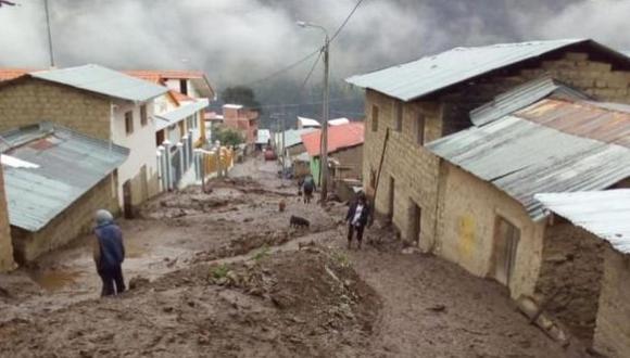 El Senamhi anunció dichas precipitaciones a partir de mañana hasta el domingo 6 de octubre. (Foto: Andina)