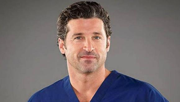 El personaje de Derek Shepherd fue interpretado por el actor Patrick Dempsey (Foto: ABC)