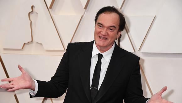Quentin Tarantino se convirtió en padre por primera vez  (Foto: Getty)