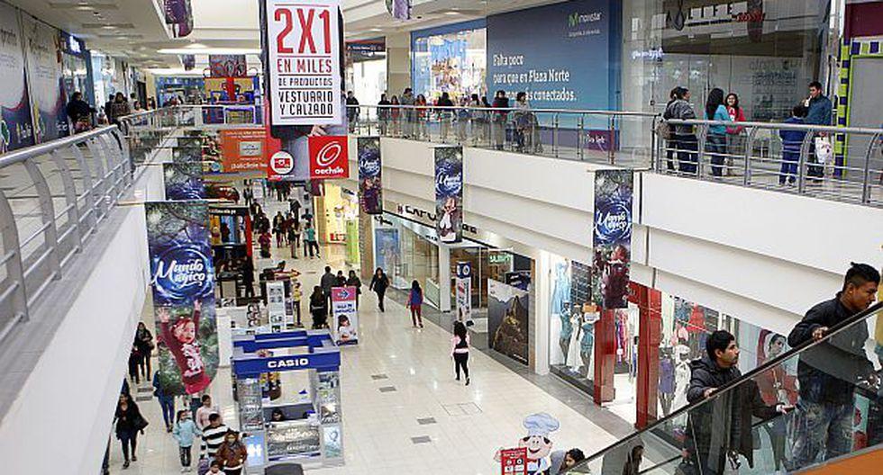 El sector de centros comerciales avanza boyante en el país. (USI)