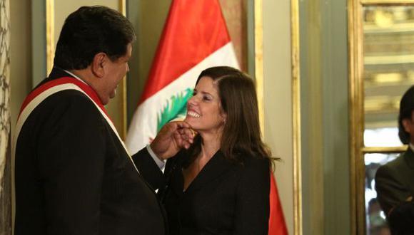 La premier fue ministra del segundo gobierno de Alan García (Rafael Cornejo)