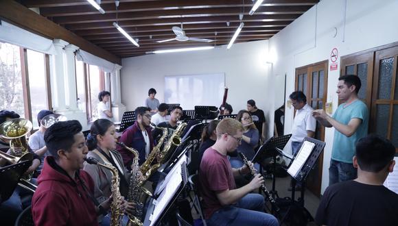 La Universidad Nacional de Música convoca a participar en la creación de la música y letra del Himno del Bicentenario (Foto: Universidad Nacional de Música).
