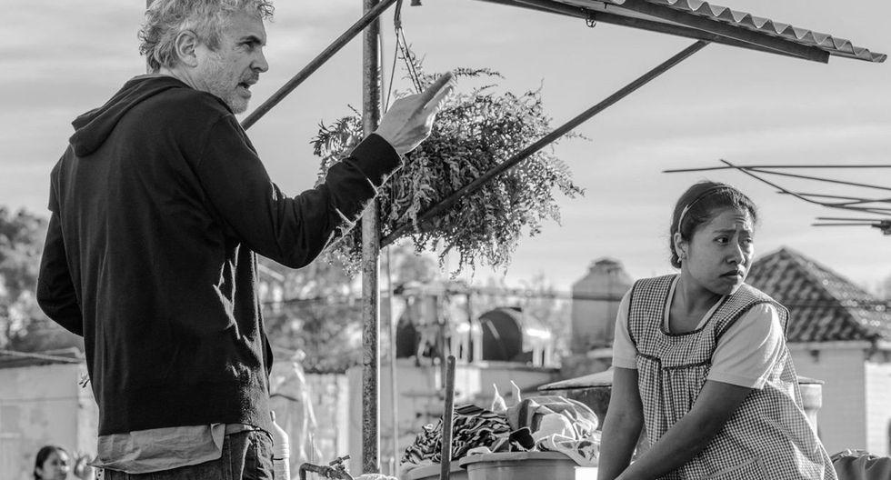 """Yalitza Aparicio interpretó el papel de una empelada doméstica llamada Cleo en """"Roma"""". (Foto: EFE)"""
