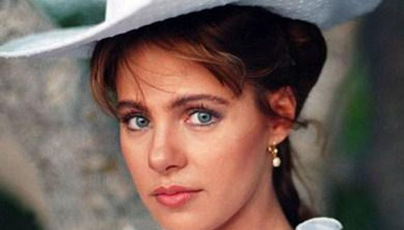 Ana Colchero tuvo una breve y exitosa carrera televisiva en los años 90 (Foto: Imagen Televisión)