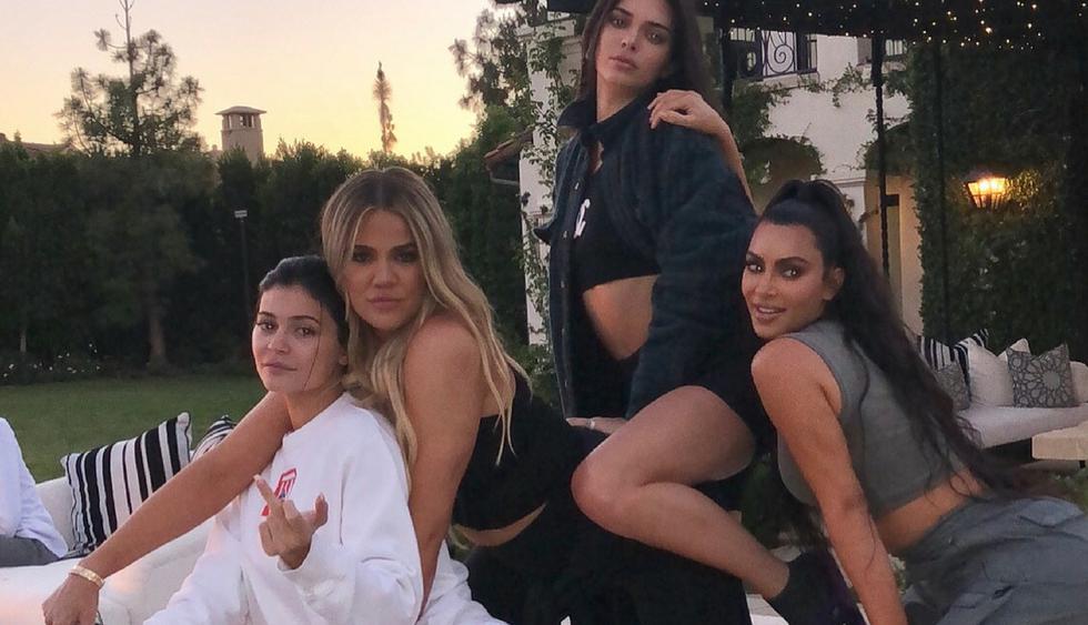 Khloé Kardashian comparte dulce recuerdo de su padre(Fotos: Instagram)