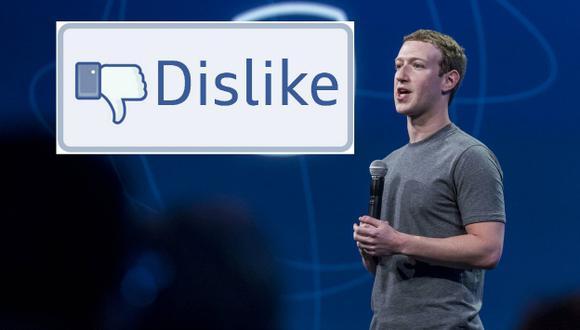 Pronto empezarán las pruebas para activar el 'dislike' en Facebook. (Bloomberg)