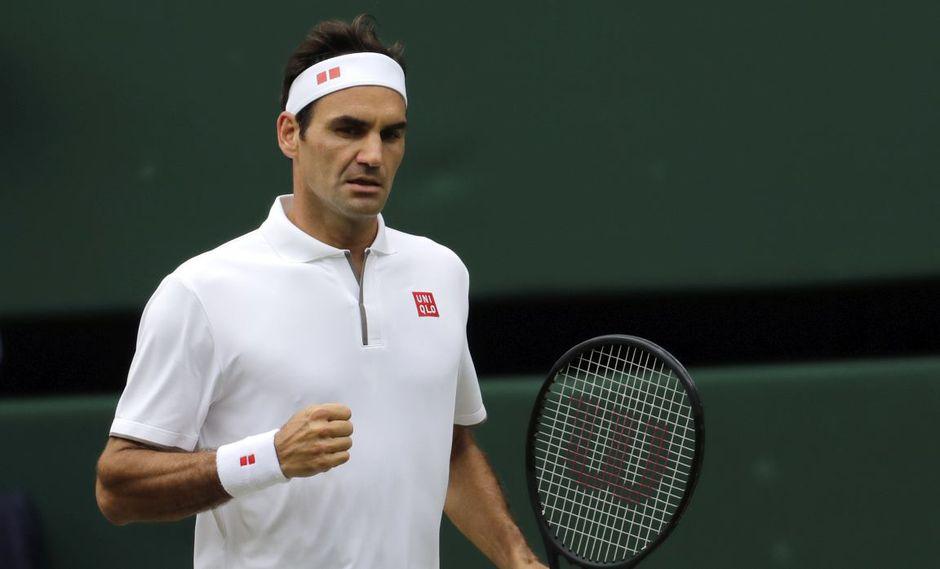 Federer busca su octavo título en el Masters 1000 de Cincinnati.(Foto: AP)