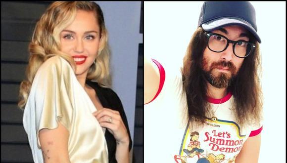 Miley Cyrus y Sean Ono Lennon se unieron a Mark Ronson para versionar el tema del ex Beatle. (Foto: EFE/Instagram)