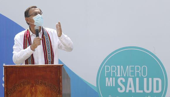 PresidenteMartín  Vizcarra cumplió agenda de trabajo en la región Cusco. (Foto: Andina)
