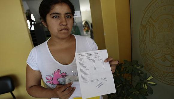 Valladolid espera que la Defensoría del pueblo la pueda ayudar. (USI)