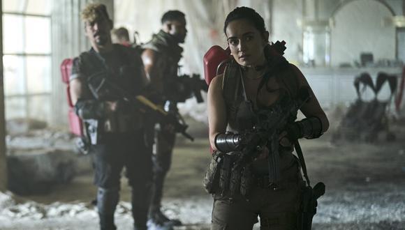 """""""El ejército de los muertos"""": Netflix desbloqueará los primeros 15 minutos de la película en su canal de YouTube. (Foto: Neftlix)"""