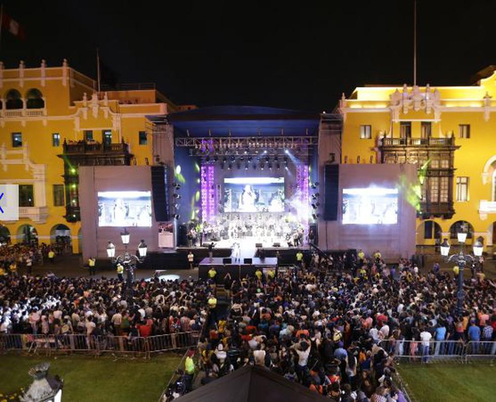 Este 18 de enero se celebrará el 484 aniversario de la fundación de nuestra ciudad. (Foto: Municipalidad de Lima)