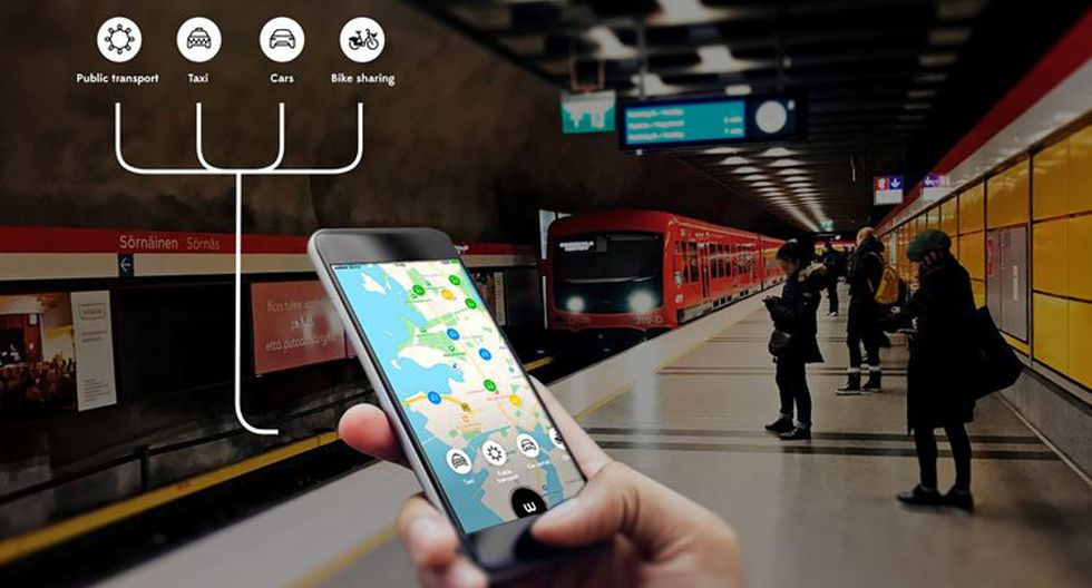 Foto 5 | En 2016, Helsinki eligió a la startup MaaS Global para construir una plataforma de movilidad basada en aplicaciones que simplificará la experiencia del viajero. (Foto: BCG)
