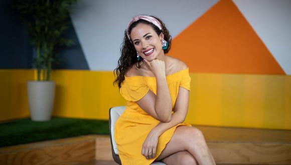 """Connie Chaparro.: """"Me reconozco como intensa y lo reivindico"""". (César Campos/GEC)"""