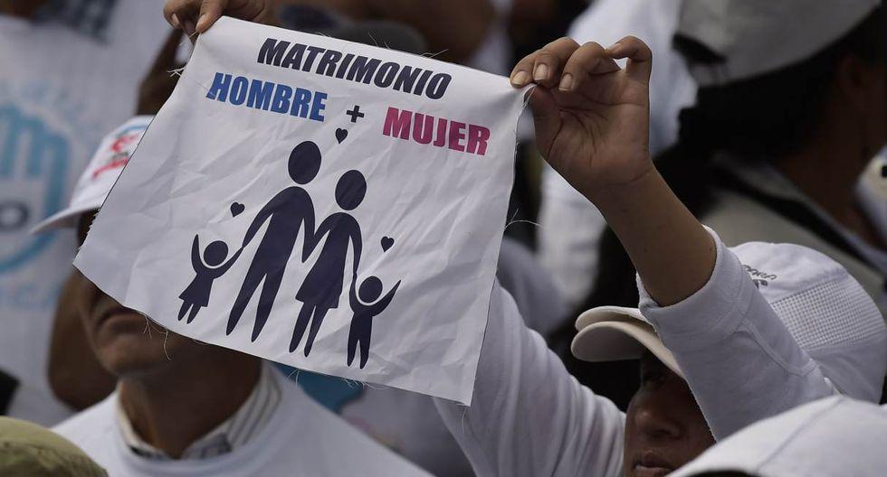 Los movimientos LGBT han considerado un triunfo la polémica resolución porque es un reconocimiento a sus derechos y han dicho que buscarán su rápida implementación. (Foto: AFP)