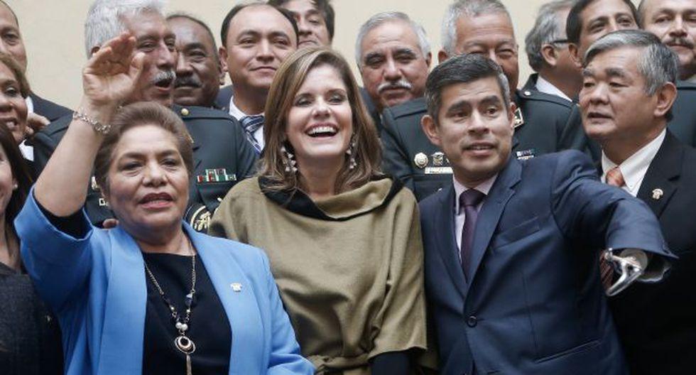 Mercedes Aráoz cuestiona decisión de Fuerza Popular de impulsar la censura de la ministra de Educación.
