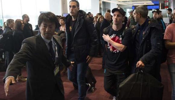 LA agresión se produjo en el Areopuerto de Tokio (Mundo Deportivo)
