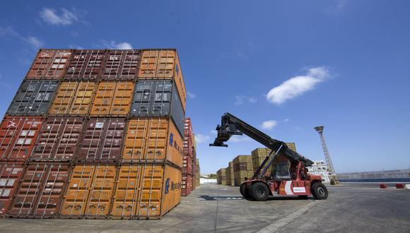 Las exportaciones crecieron en octubre. (Foto: GEC)