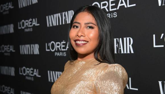 Diversos medios mexicanos aseguran que dos productores de Televisa han buscado a Yalitza Aparicio para proponerle que sea protagonista de sus proyectos. (Foto: AFP)
