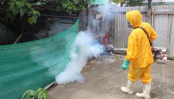 Junín: Diresa reporta 2,774 casos de dengue en la selva central (Foto: Diresa Junín)