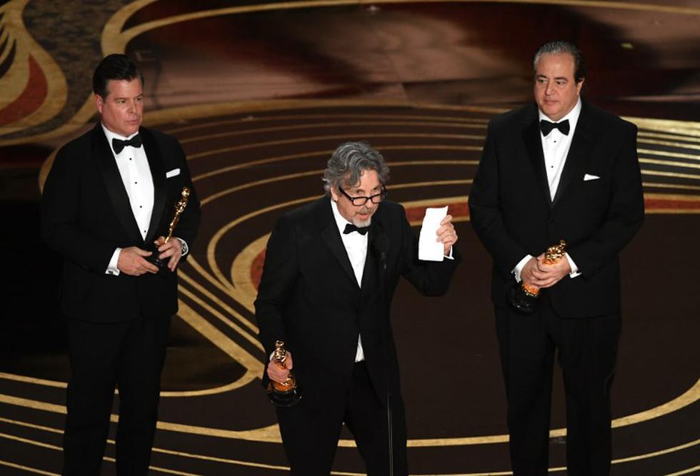 "Oscar 2019: ""Green Book"" gana Mejor Guión Original  (Foto: AFP)"