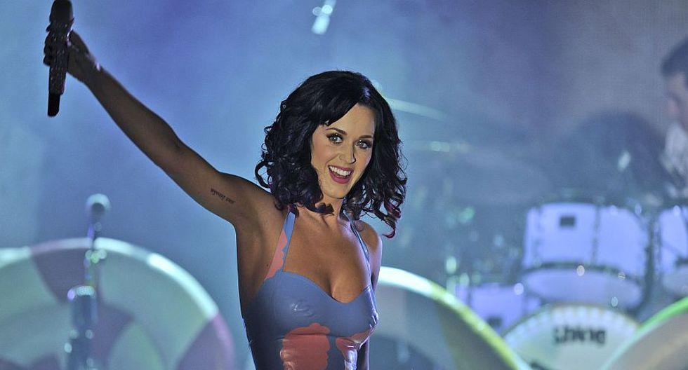 La cantante Katty Perry posee la cuenta que tiene un mayor número de seguidores a nivel mundial, ya que ostenta unos 69 millones. (AFP)